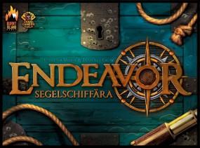 Endeavor - Segelschiffära - versandkostenfrei