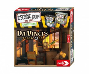 Escape Room - Da Vinci's Teleskop