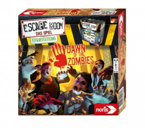 Escape Room - Dawn of the Zombies