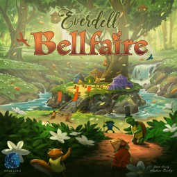 Everdell - Bellfaire Expansion - Standard Edition