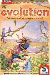 Evolution - Fressen und gefressen werden