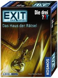 Exit - Das Spiel - Das Haus der Rätsel - die drei ???