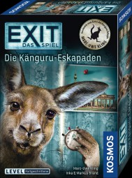 Exit - Das Spiel - Die Känguru-Eskapaden