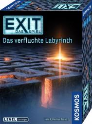 Exit - Das Spiel - Das verfluchte Labyrinth