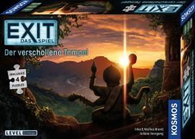 Exit - Das Spiel + Puzzle - Der verschollene Tempel