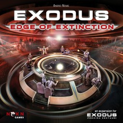Exodus: Edge of Extinction Expansion