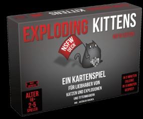Exploding Kittens deutsch - NSFW Edition