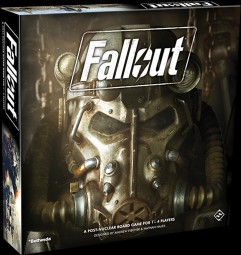 Fallout: The boardgame (englisch)