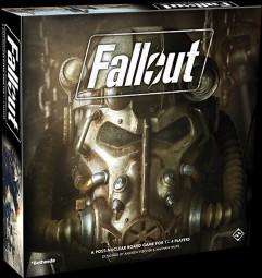 Fallout: Das Brettspiel (deutsch)