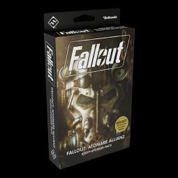 Fallout: Das Brettspiel - Atomare Allianz Erweiterung