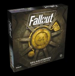 Fallout: Das Brettspiel - Neu-Kalifornien Erweiterung