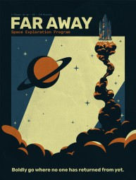 Far away (englisch)