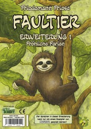 Faultier - Fröhliche Ferien - Erweiterung 1