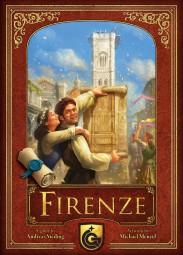 Firenze 2. Edition mit Promo (deutsch / englisch)