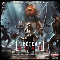 Fireteam Zero (deutsch) - versandkostenfrei