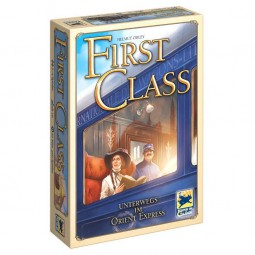 First Class - Unterwegs im Orientexpress