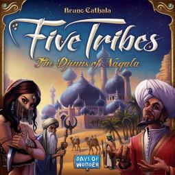 Five Tribes - Die Dschinn von Naqala (deutsch)