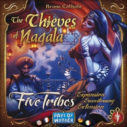Five Tribes - Thieves of Naqala Erweiterung