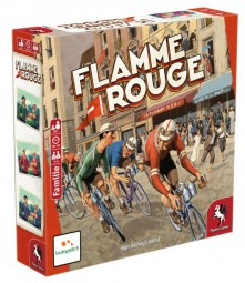 Flamme Rouge deutsch