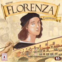 Florenza X Anniversary (deutsch / englisch)