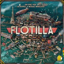 Flotilla (deutsch) - versandkostenfrei