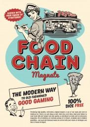 Food Chain Magnate (deutsch) - versandkostenfrei