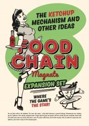 Food Chain Magnate: The Ketchup Mechanism & Other Ideas Erweiterung (deutsch / englisch) - versandko