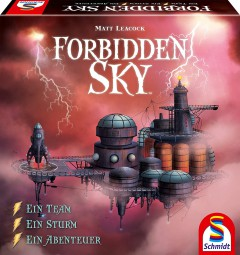 Forbidden Sky (deutsch)