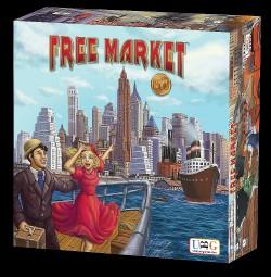 Free market: NYC (deutsch / englisch)