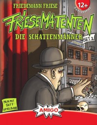 Friesematenten - Set 2: Die Schattenmänner