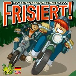 Frisiert (deutsch / englisch)