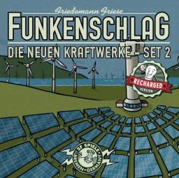 Funkenschlag Erweiterung 14: Neue Kraftwerke - Set 2 Recharged Version