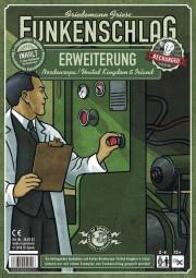 Funkenschlag Erweiterung Nordeuropa / United Kingdom Recharged Version