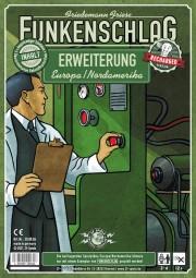 Funkenschlag Erweiterung 13: Europa / Nordamerika Recharged Version