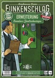 Funkenschlag Recharged - Zentraleuropa / Benelux Erweiterung 2