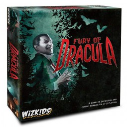 Fury of Dracula - 4. Edition (englisch)