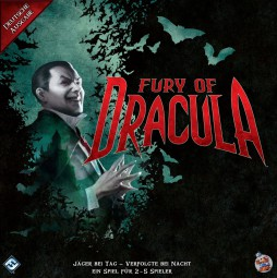 Fury of Dracula - 3. Edition (deutsch)