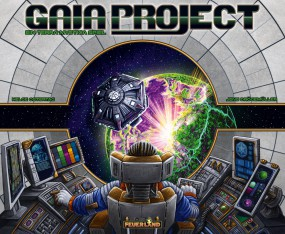 Gaia Project (deutsch) - versandkostenfrei