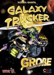 Galaxy Trucker - Die große Erweiterung (deutsch)