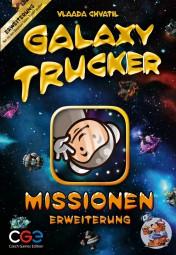 Galaxy Trucker - Missionen Erweiterung