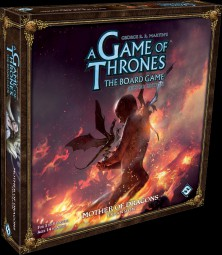 A Game of Thrones: The Board Game (2. Edition) – Mother of Dragons Expansion