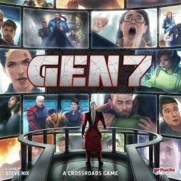 Gen7: A Crossroads Game - versandkostenfrei