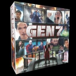 Gen7: A Crossroads Game deutsch