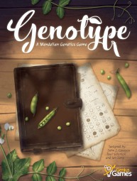 Genotype: A Mendelian Genetics Game Retail (englisch)