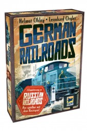 Russian Railroads - German Railroads Erweiterung