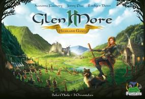 Glen More II: Chronicles deutsch / englisch - Highland Games Erweiterung