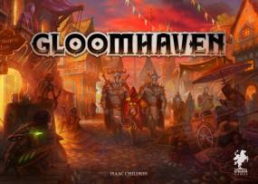 Gloomhaven - 2nd Edition - versandkostenfrei