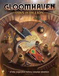 Gloomhaven - Jaws of the Lion (englisch)