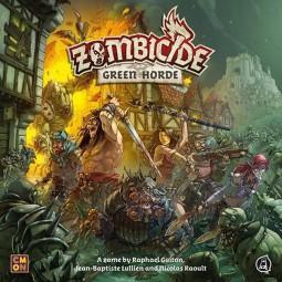 Zombicide - Green Horde (deutsch) - versandkostenfrei
