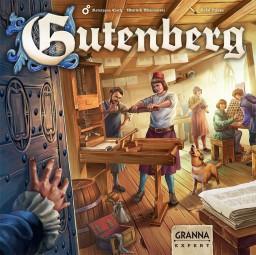 Gutenberg mit Promo (englisch)